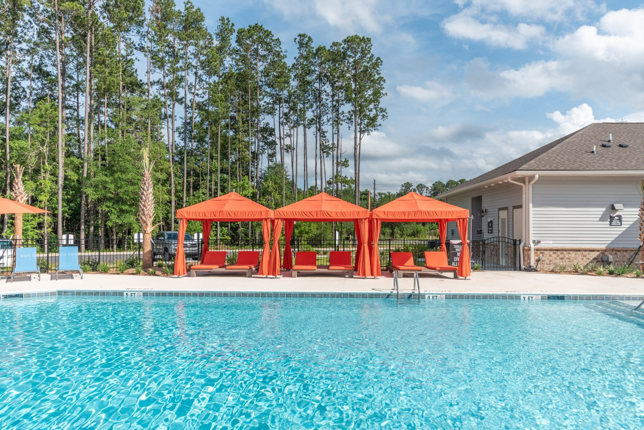 Apartments in Bluffton