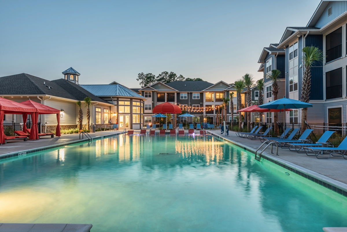 Renting With Pets- Mystic Bluff Apartments in Bluffton, SC