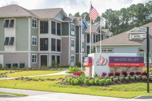 1 Bedroom Apartments for rent in Bluffton, SC -2b
